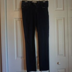 Junior's Straight Hollister Jeans
